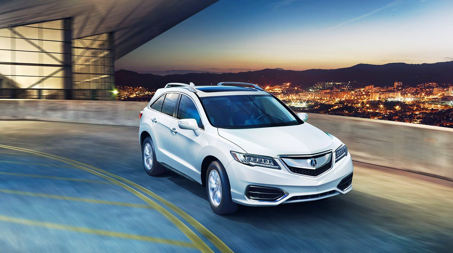 2016 Acura RDX Review Price Specs Features & Photos
