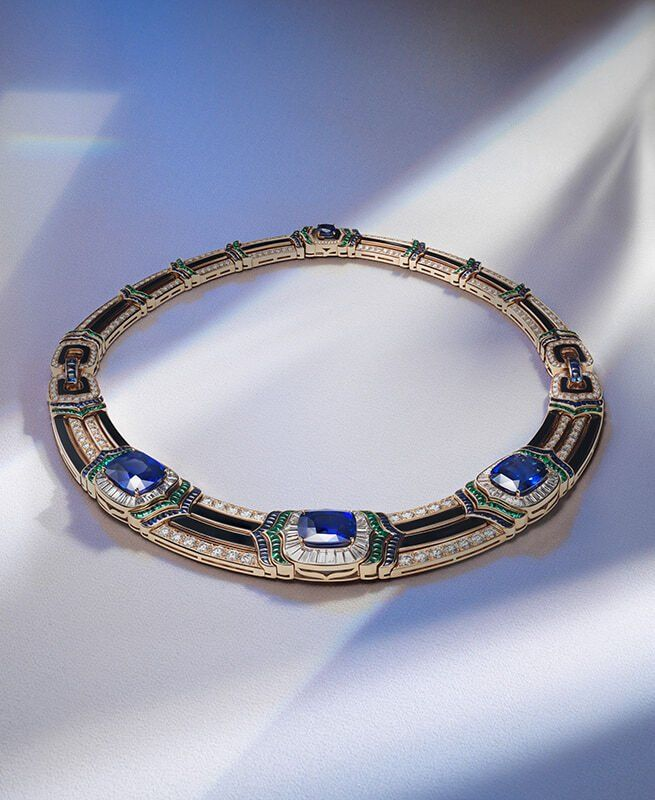 Bvlgari Cinemagia High Jewelry Collection