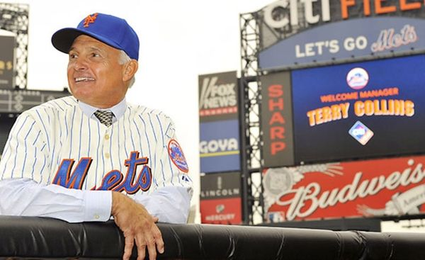 The Terry Collins File