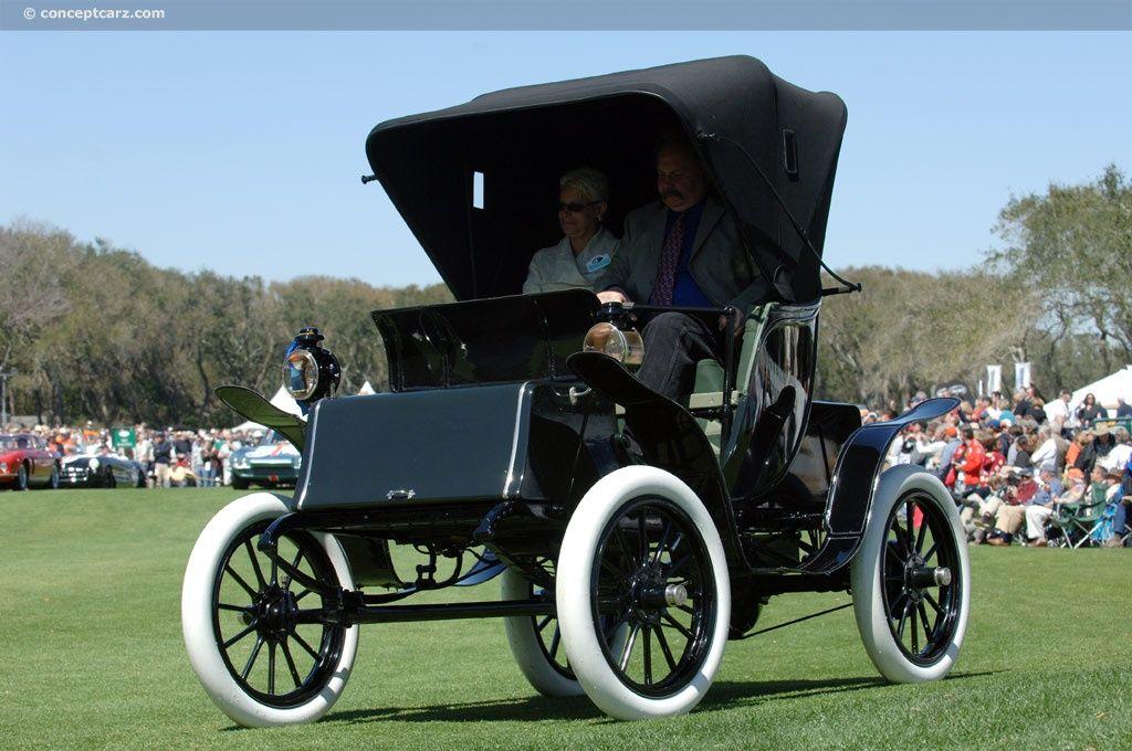 1908 Baker Electric Queen Victoria Roadster. Baker