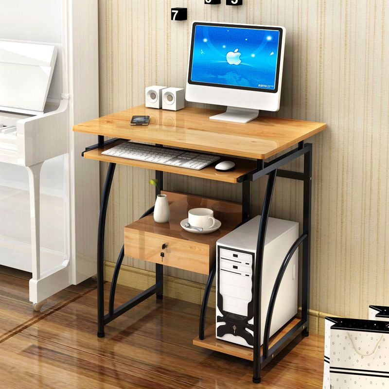 Multifunctional High Quality Desktop Table Home Office Computer Desk Fashion Environmental Laptop Table Standing Desk High Desk Home Home Office Computer Desk
