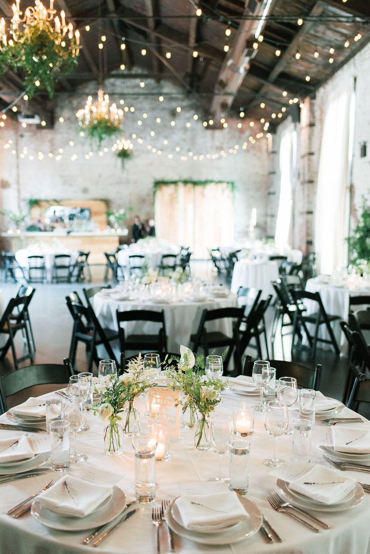 The Green Building Wedding Photos In Brooklyn Brooklyn Wedding Venues Tent Wedding White Wedding Theme