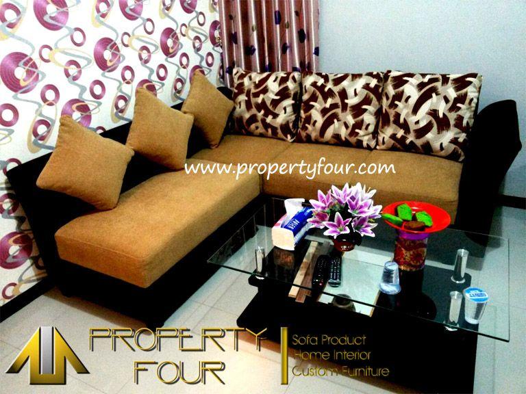 Sofa L Minimalis Ini Memiliki Fungsi Yang Sama Dengan