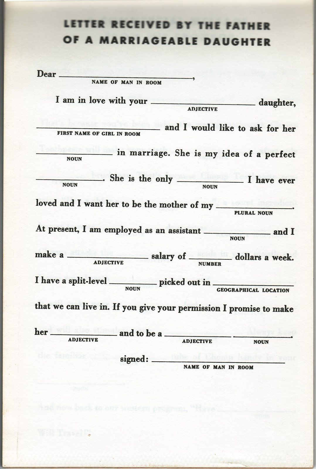 Valentines Funny Mad Libs For Kids Madlibscan