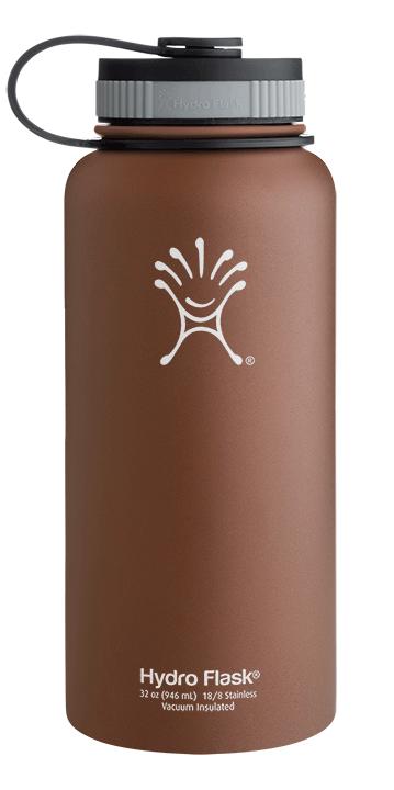 Hydro Flask Insulated Water Bottle In Copper Brown Straw Lid Water Bottle Insulated Bottle Stainless Steel Bottle