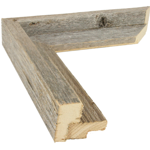 Barnwood Frames - My Dad made me several of these from barns on our ...