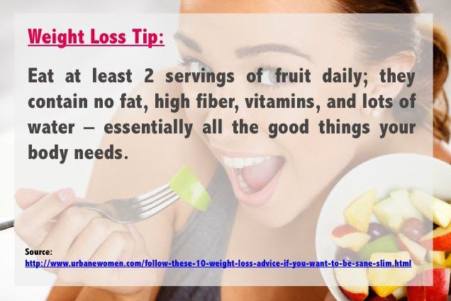 High fiber diet weight loss results