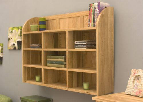 moderne regale und wand storage regale ideen schlafzimmer