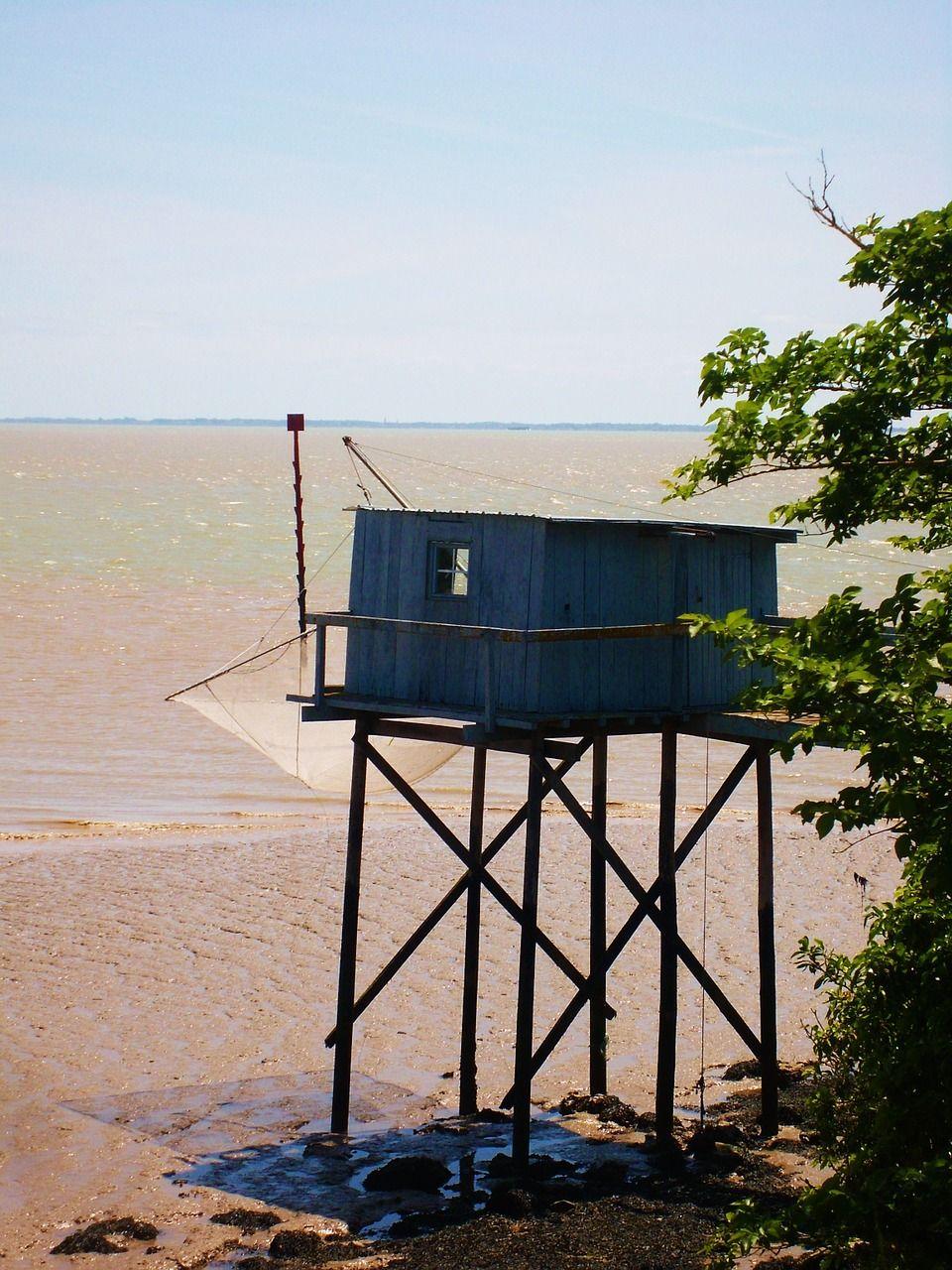 France Cabin On Stilts Fisherman S Hut Net France Cabinonstilts Fisherman Shut Net Hut Old Fisherman Vacation