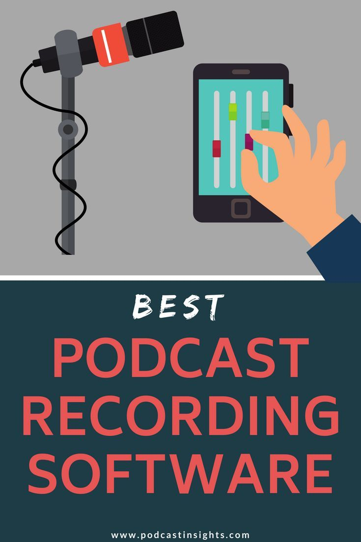 Here's The Best Podcast Recording Software For Mac & PC