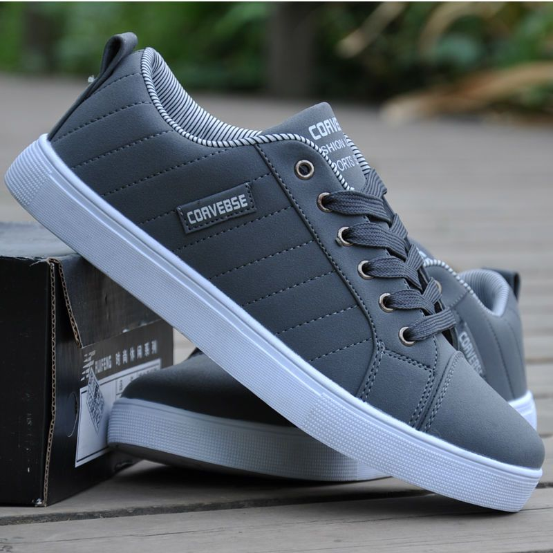 Free shipping sneakers shoes for men fashion man recreational shoe ...