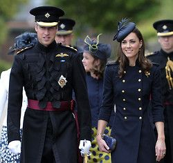 The Duke and Duchess of Cambridge: Archive