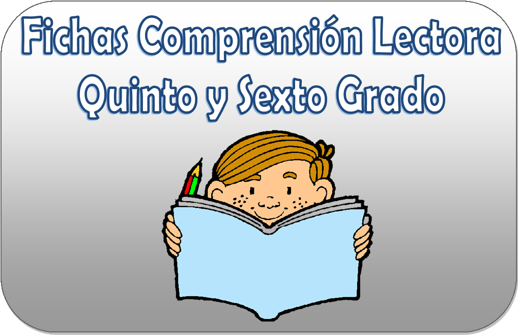 Fichas de lecturas para la comprensión lectora de 5° y 6° de ...