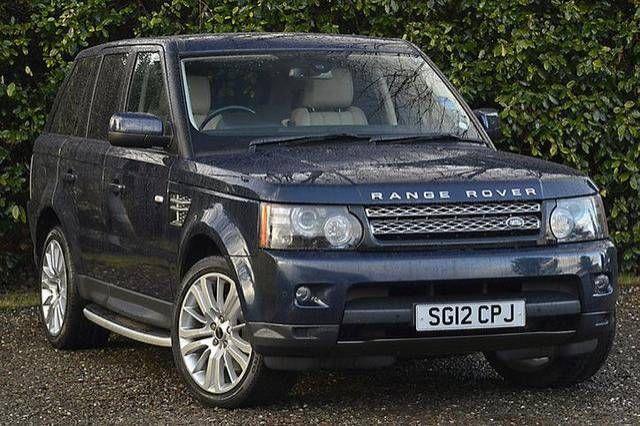 2012 Land Rover Range Rover Sport 3 0 Sdv6 Hse 40 995 Range Rover Range Rover Sport Land Rover