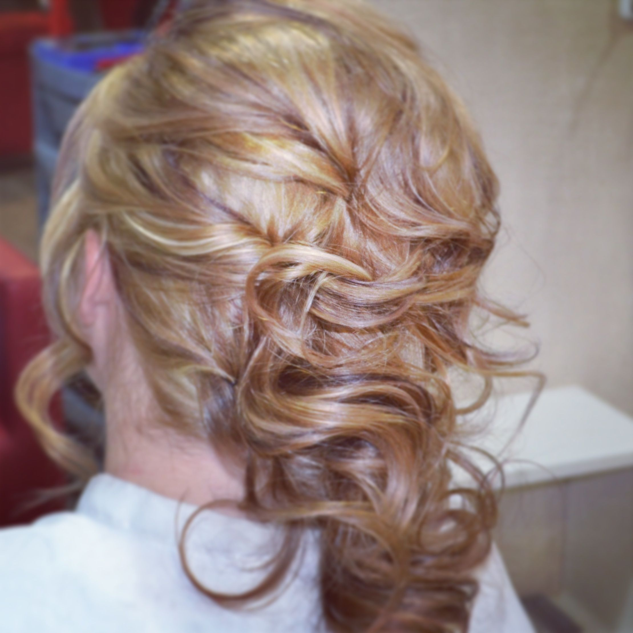 hair styles for a wedding guest semirecogidos peinados 7005
