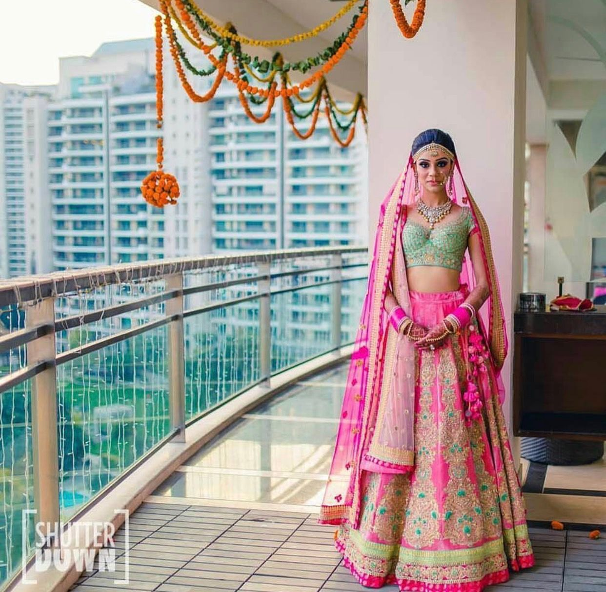 Pink dress to wear to a wedding  Pin by Harkirat Kaur on Punjabi weddings  Pinterest  Indian wear