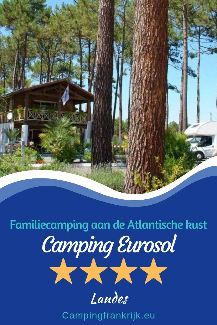 Camping Eurosol Campingfrankrijk.eu