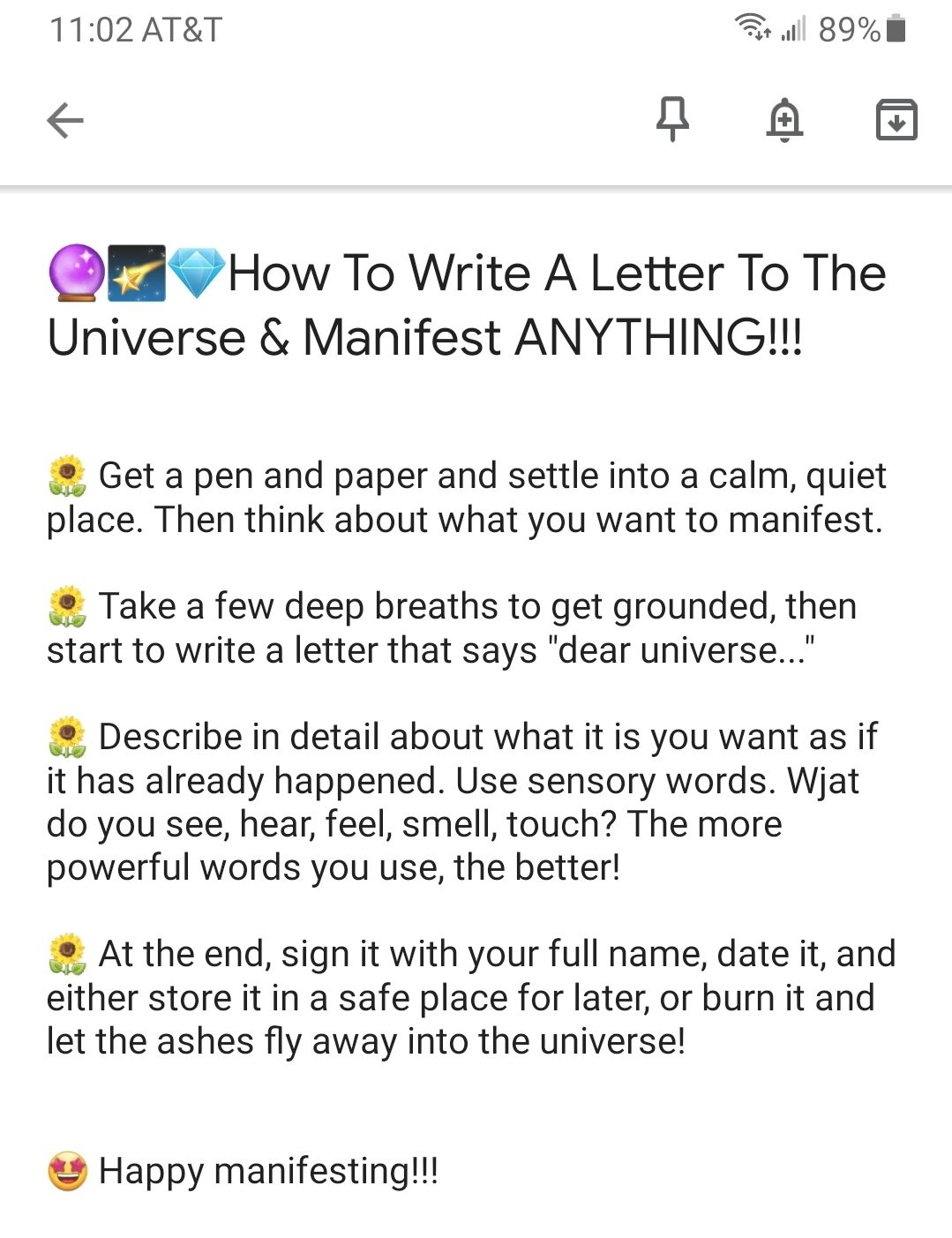 How To Start A Scripting Manifesting Journal (Scripting To Manifest Love, Manifest Money)