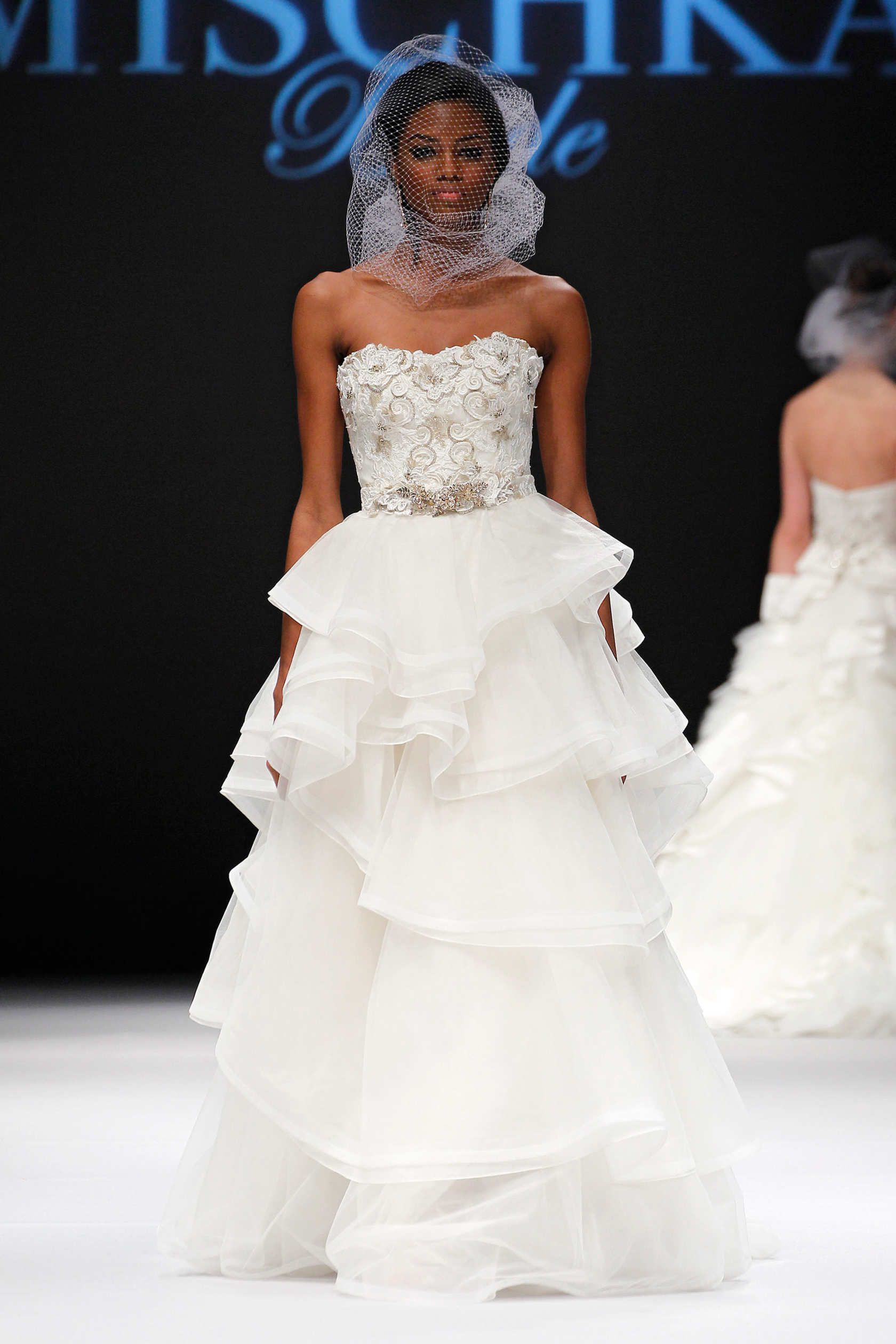Badgley mischka wedding dress  Badgley Mischka  Badgley mischka bridal Badgley mischka and Bridal