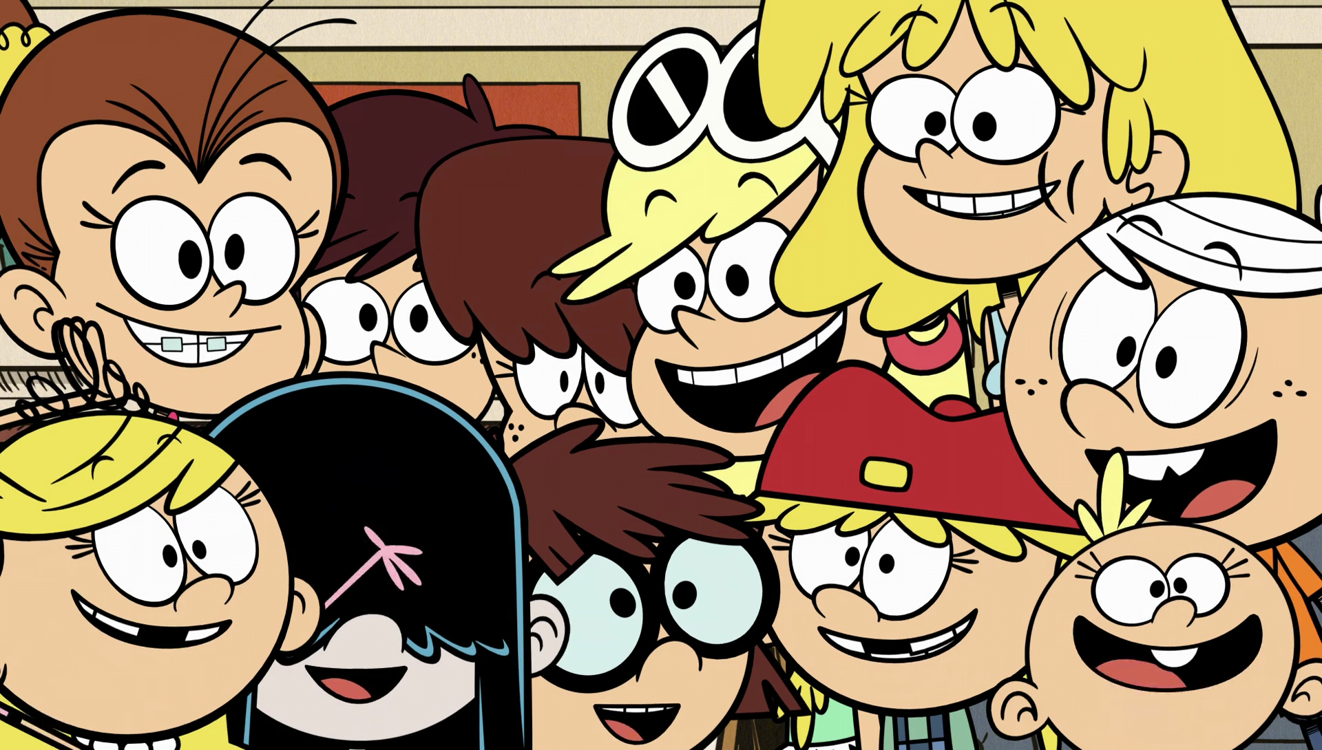 The Loud House Sisters: Latest (1920×1090)