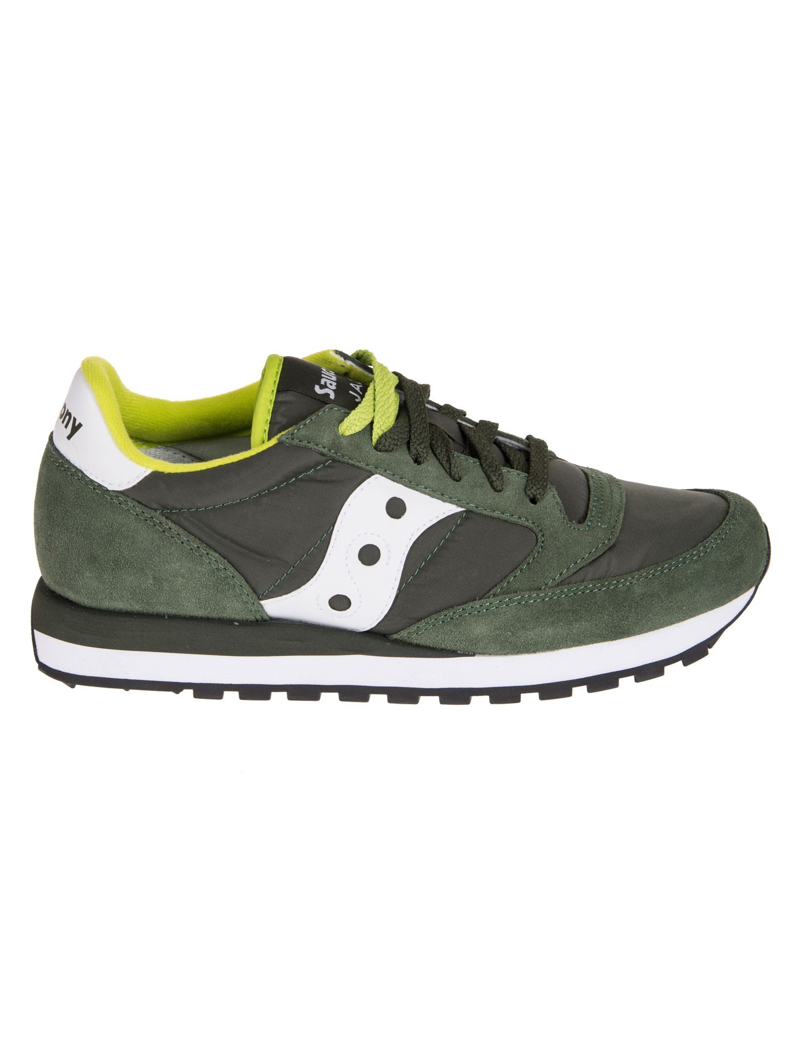 huge discount 4a253 43e22 SAUCONY DARK GREEN AND WHITE SAUCONY JAZZ. #saucony #shoes ...