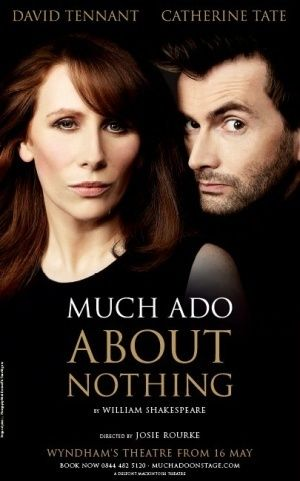 David Tennant Photo Much Ado About Nothing Posters David Tennant Catherine Tate Shakespeare Plays