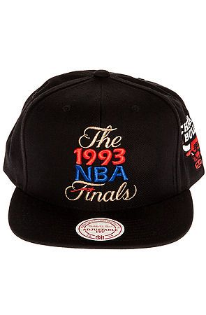 The Chicago Bulls 1993 NBA Finals Commemorative Snapback Hat in Black   snapbacks  snapbax 9501a5269bb0