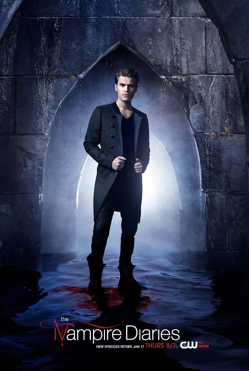 Salvatore on the vampire diaries he was pictures to pin on pinterest - Find This Pin And More On Paul Wesley The Vampire Diaries Stefan Salvatore