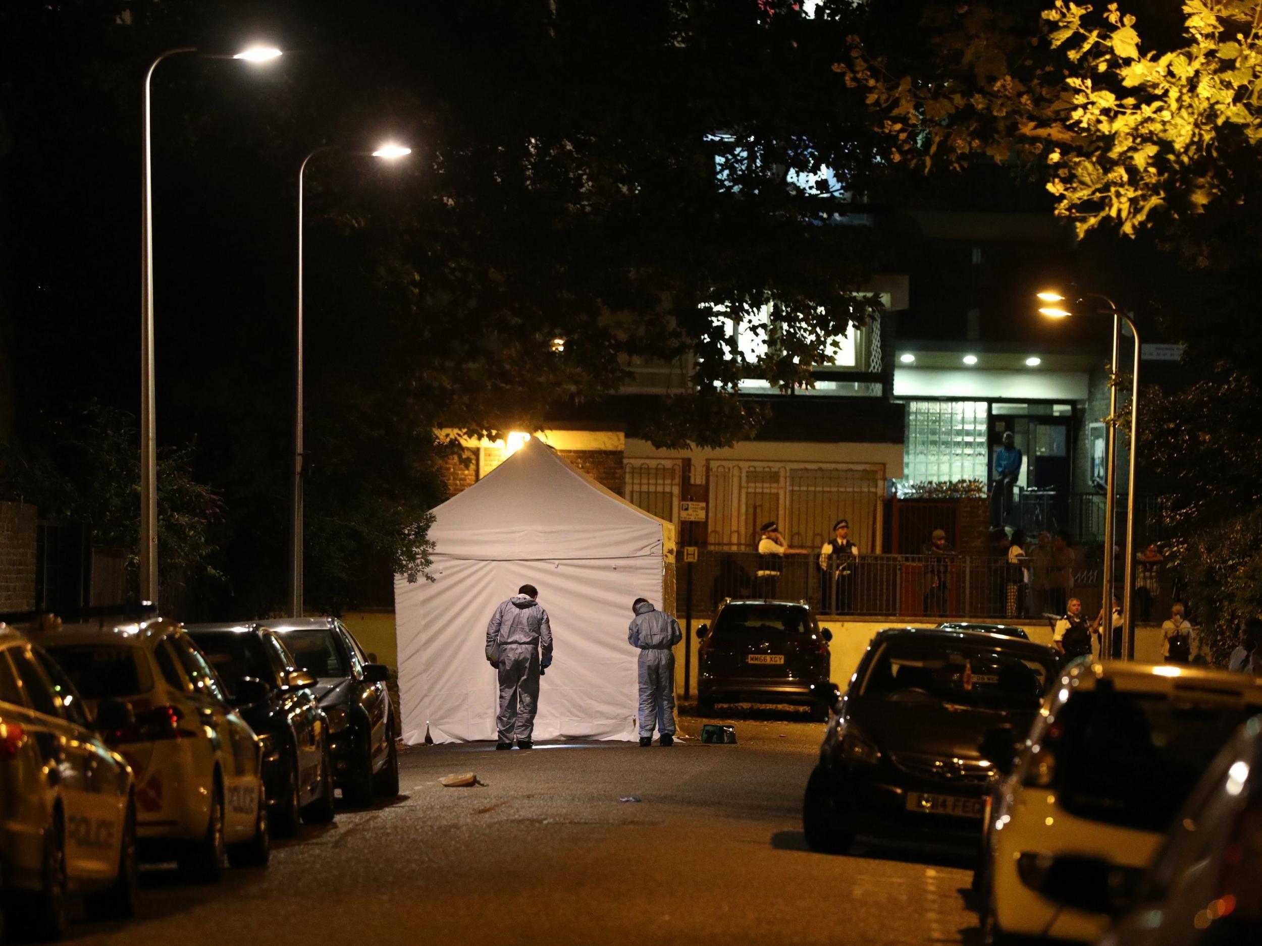 Drill Music Rapper Incognito Killed In South London Stabbing London South London Drill