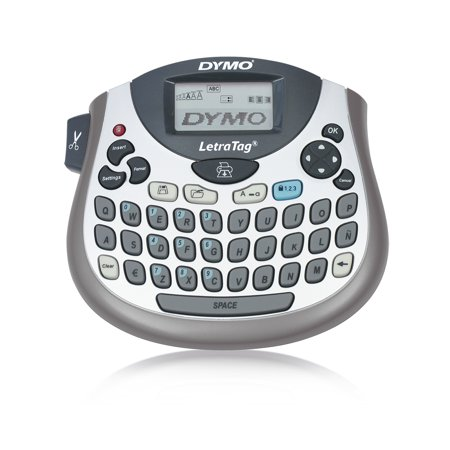 Dymo LetraTag 100T Qwerty Label Maker, Gray in 2019 | Products