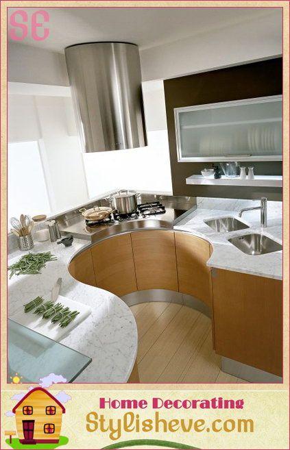 Pedini Kitchen Interior Design