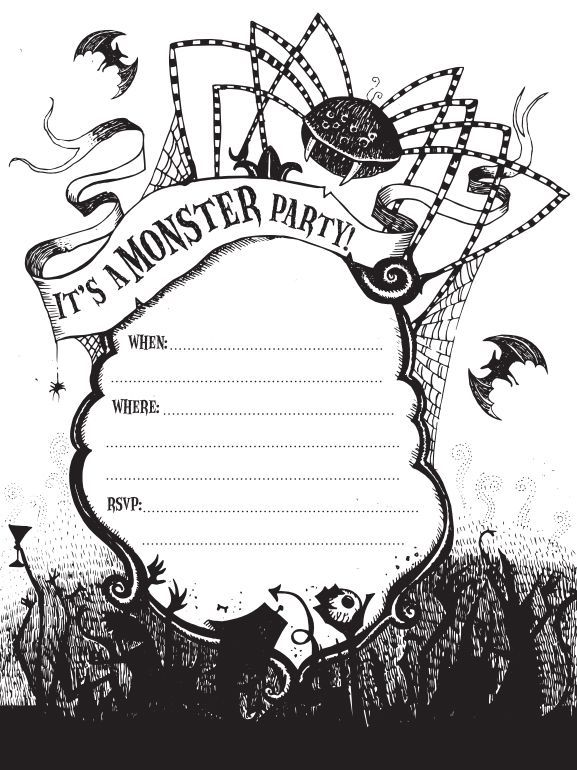 21 free halloween invites that your guests will love halloween 21 free halloween invites that your guests will love party printablesprintable filmwisefo Image collections
