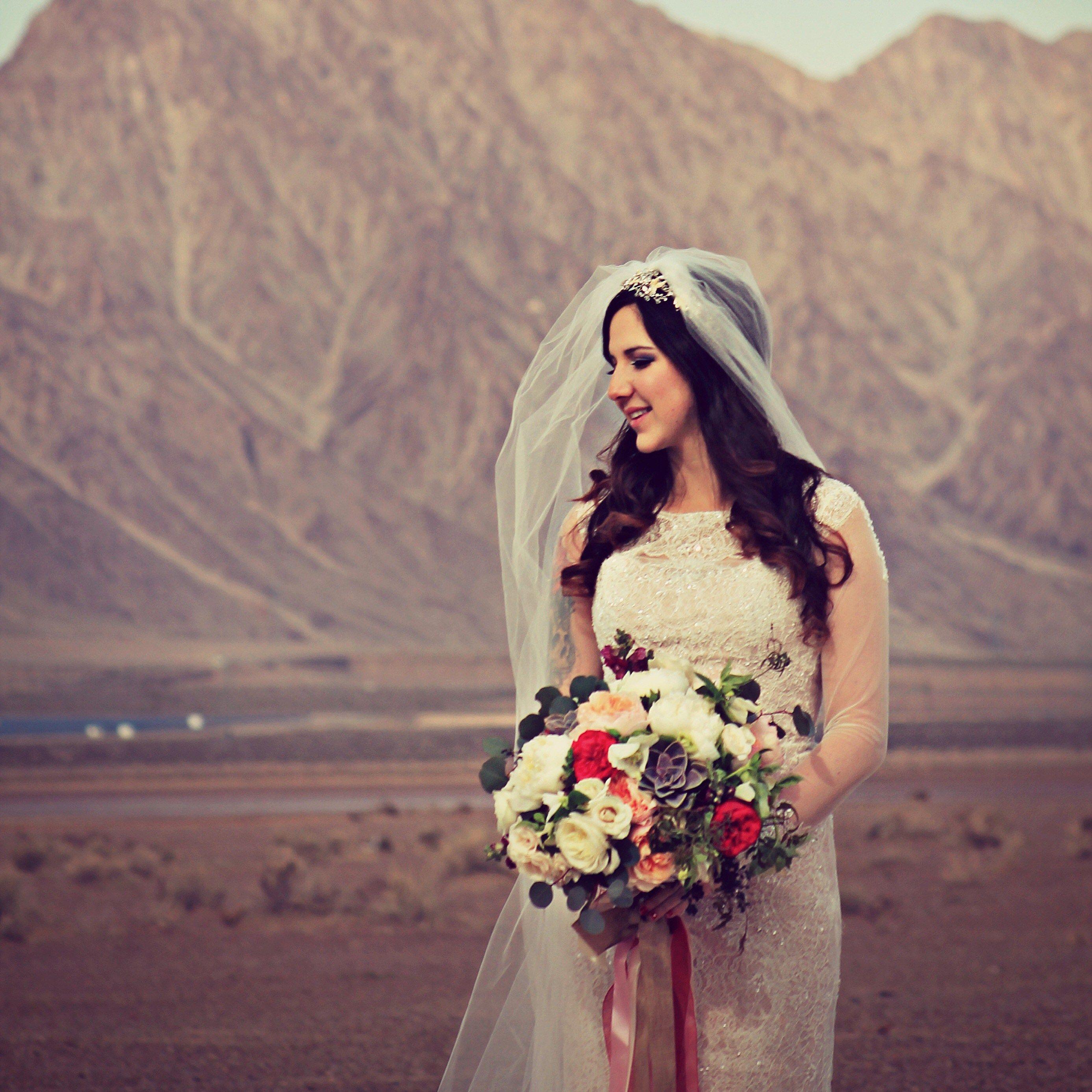 Smooth Brides Wedding styles, Bride