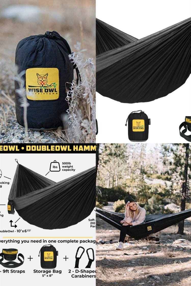 Wise Owl Outfitters Camping Pillow Compressible Foam Pillows Use When Sleeping In Car Plane Travel Hammock Bed In 2020 Camping Pillows Foam Pillows Sleep In Car