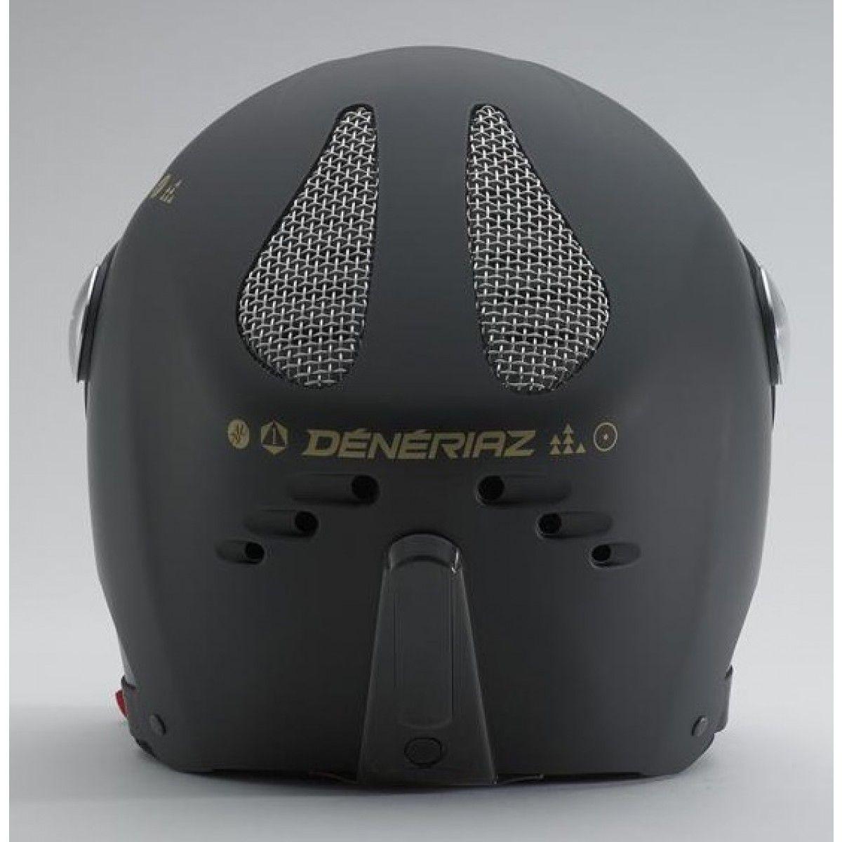 Casque Ski Vision Air 2 Deneriaz Noir Ski Helmets Riding Helmets