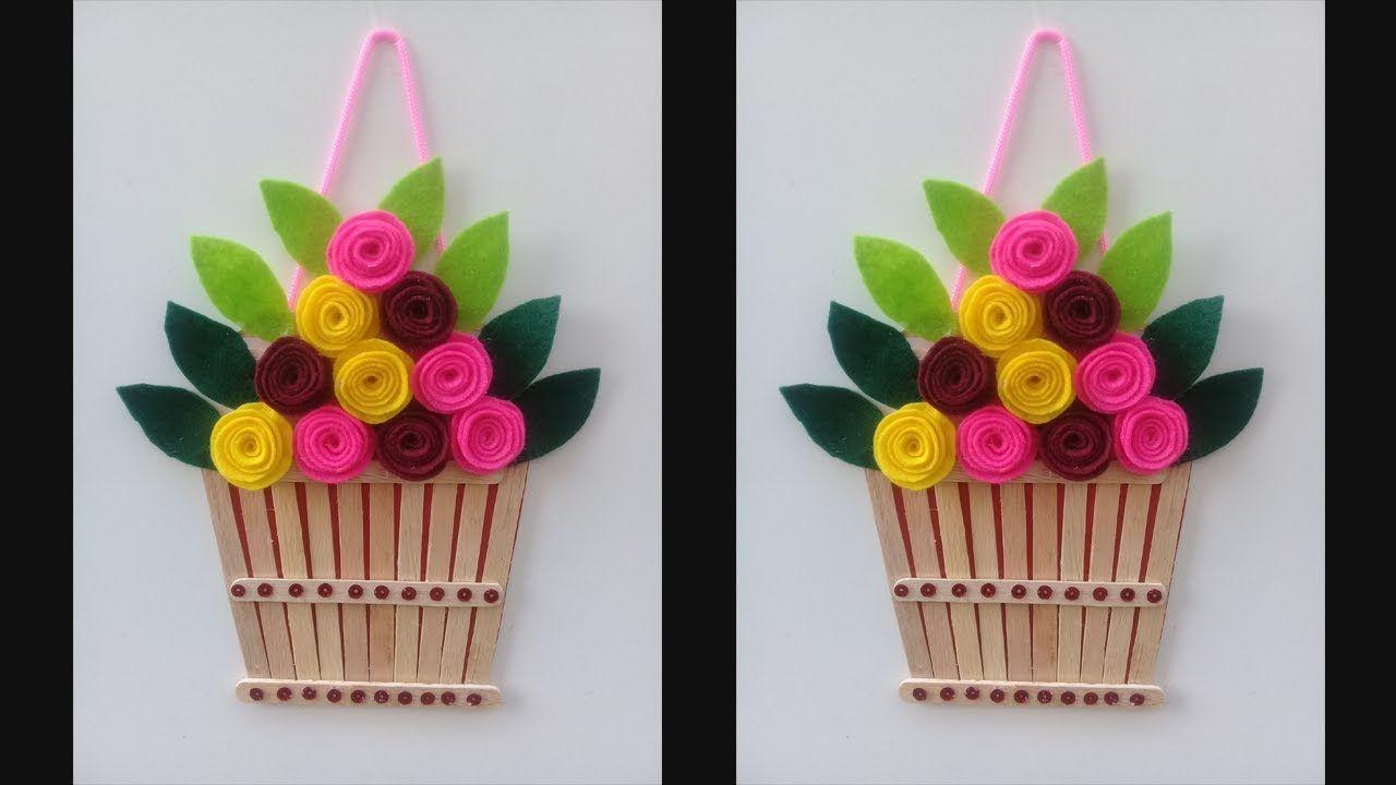 5 Langkah Cara Membuat Bunga Dari Kertas Karton Mudah Crafts Paper Flowers Flowers Making