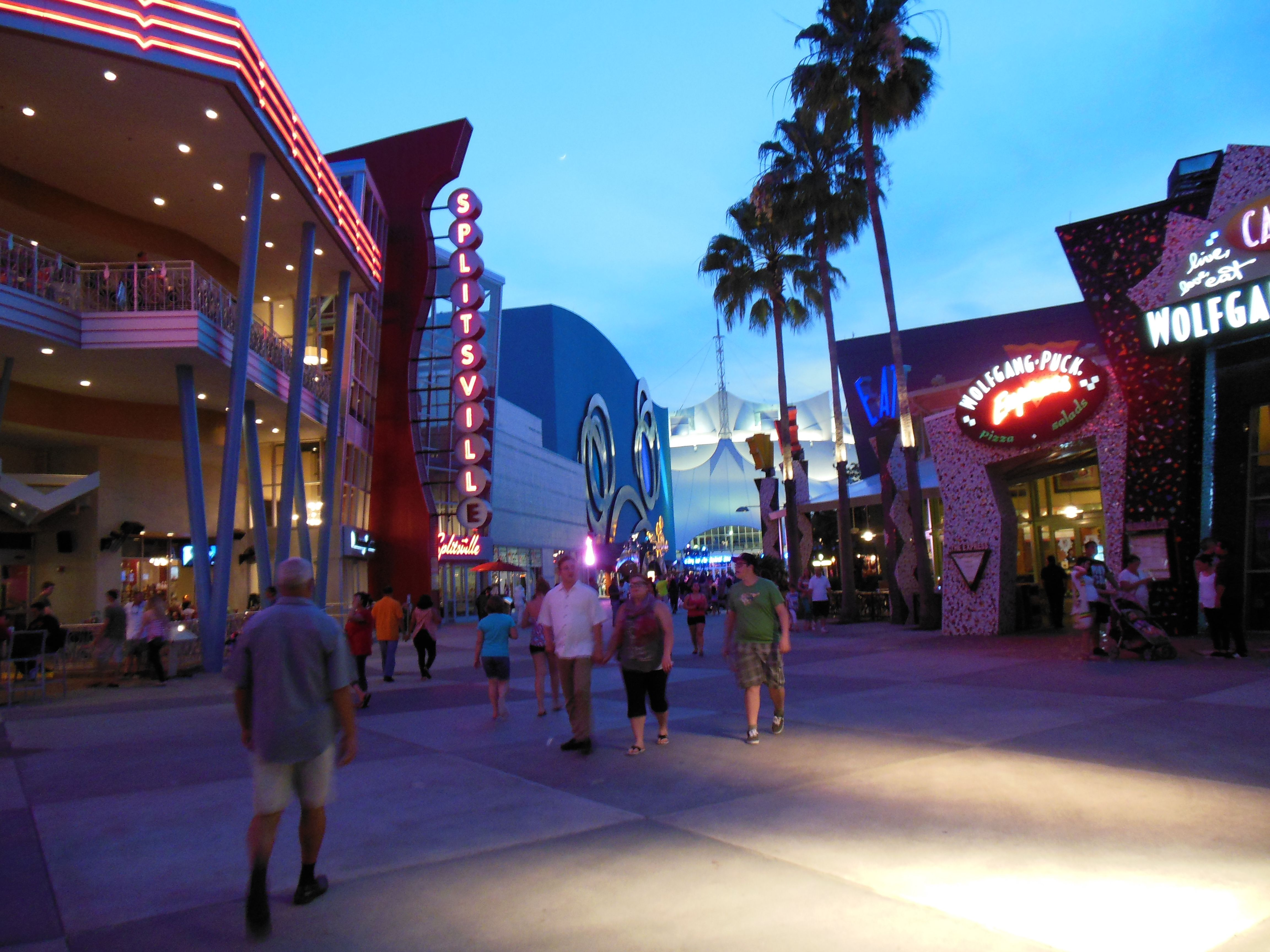 Downtown Disney Disney World Orlando Florida