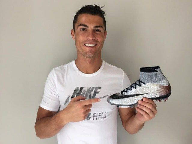 Salen a la venta CR7 las Nike Mercurial Superfly CR7 venta Quinhentos Soccer 6bbdc2