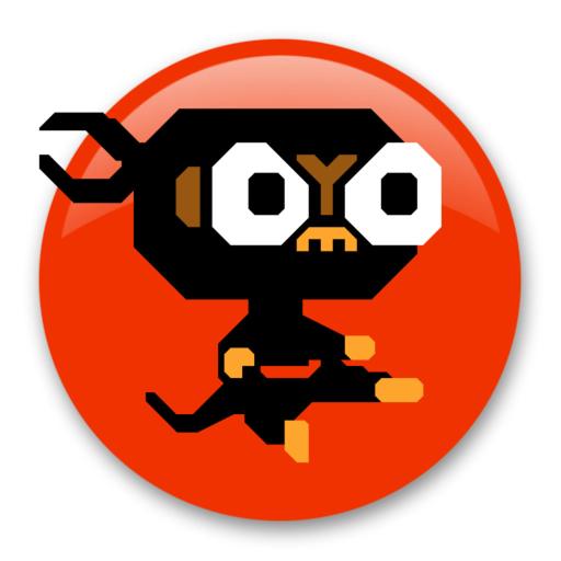 App Price Drop Monkey Ninja for iPhone and iPad has