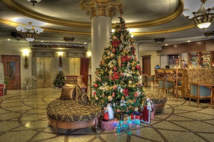 Отели Москвы на Новый год 2018 - http://god-2018s.com/tury/oteli ...