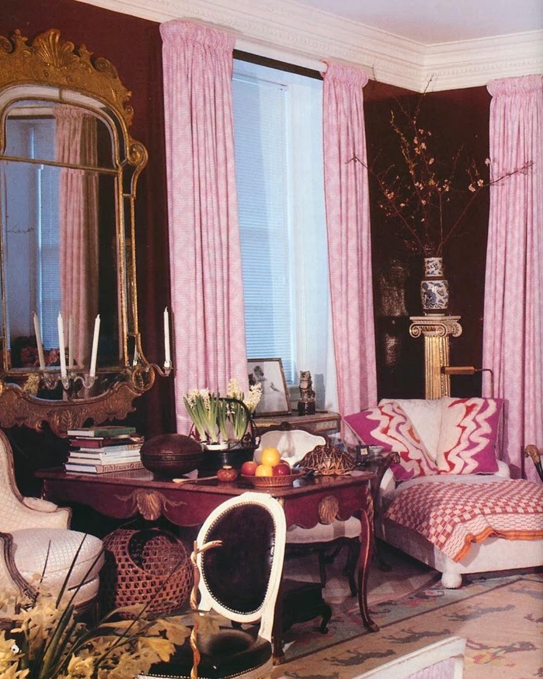 "Sister Parish Design on Instagram ""Sister's living room"