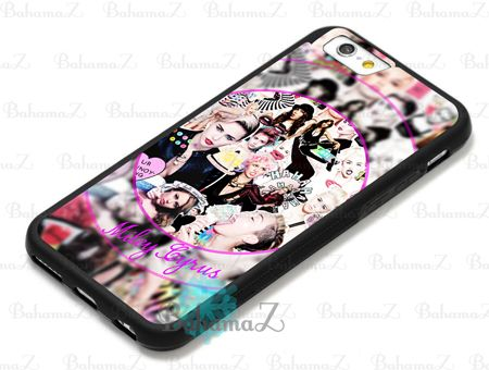Miley Cyrus Collage iPhone 6 Case Cover