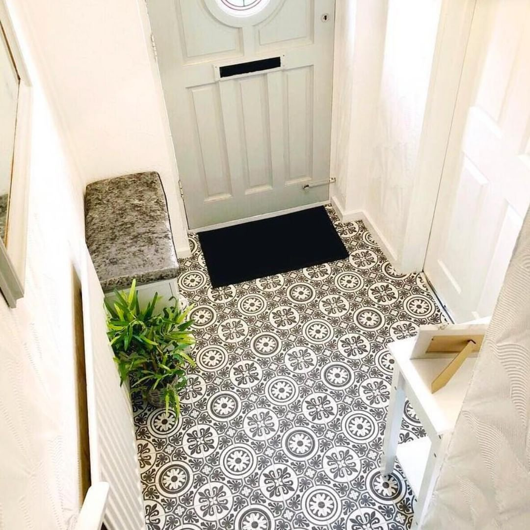 B M Stores On Instagram Piece Together A Beautiful Floor Display With Our Stunning Vinyl Flooring It S Guara Vinyl Flooring Vinyl Flooring Bathroom Flooring