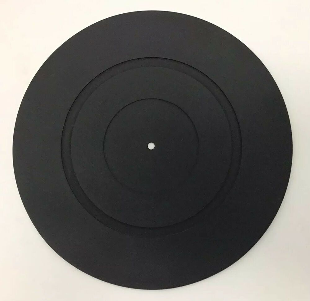 Pioneer Pl 340 Record Player Turntable Rubber Slip Mat Only 11 1 4 Pioneer Turntable Records