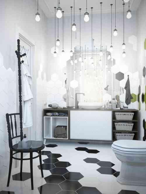 Décoration WC toilette : 50 idées originales | Deco and Decoration