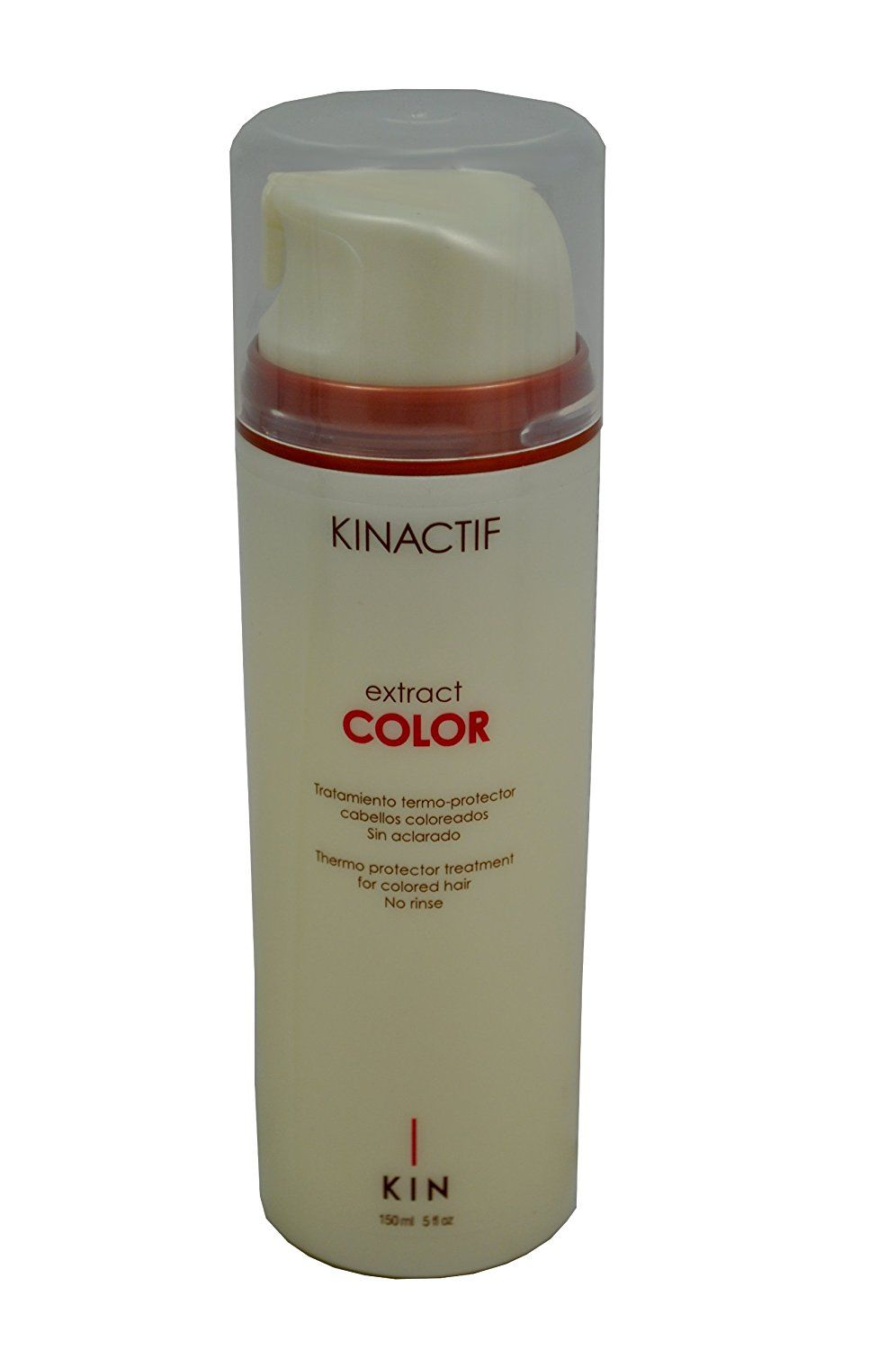 Kin Kinactif Extract Colour Thermo Protector No Rinse Treatment For