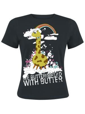 Giraffe af We Butter The Bread With Butter
