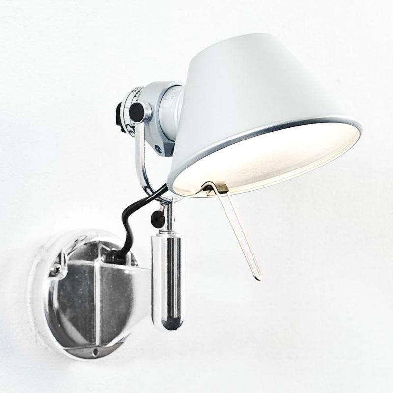 Delightful Artemide   Tolomeo Micro Faretto Wandleuchte   Aluminium/eloxiert/poliert Awesome Design