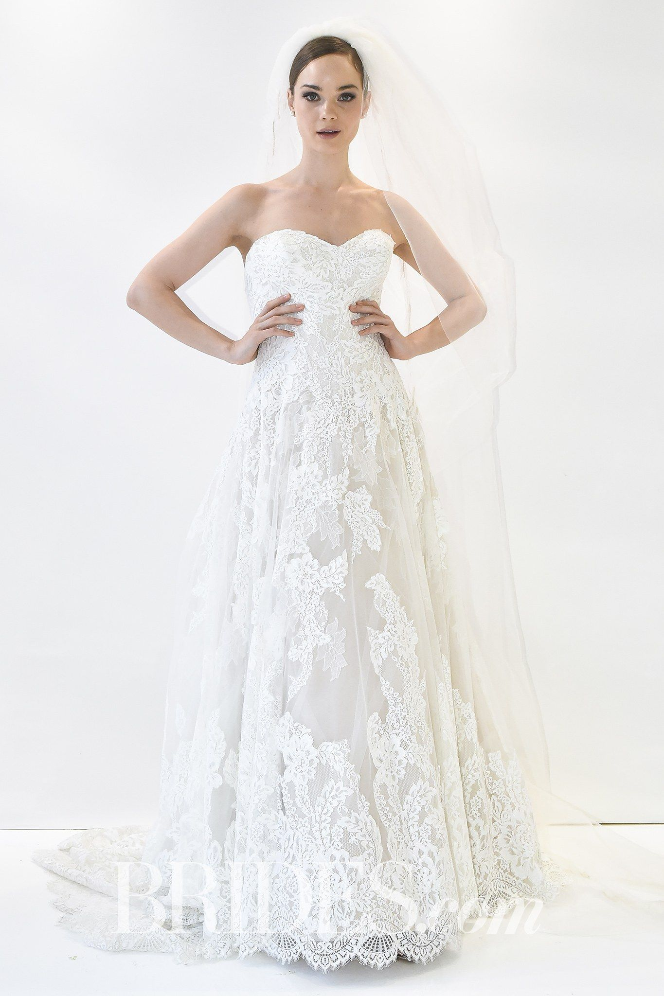 Watters bridal wedding gowns pinterest dress collection