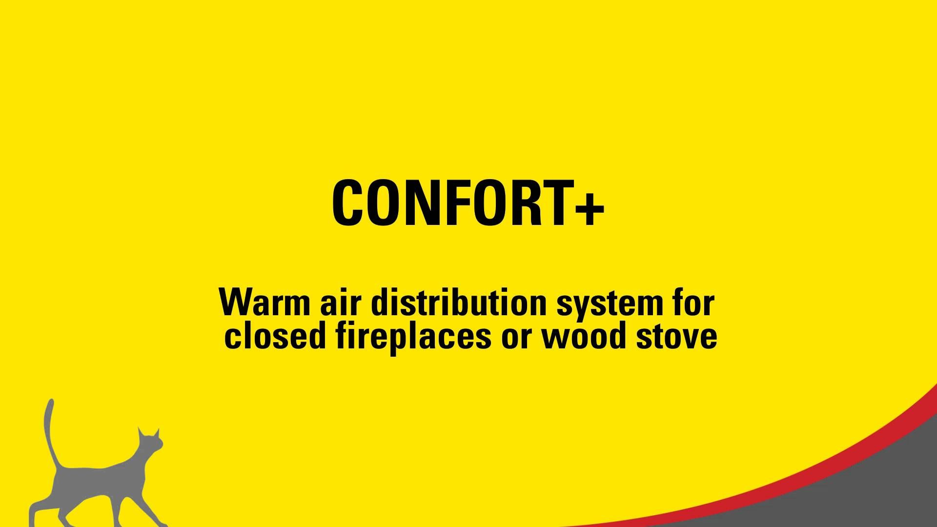 Alliance And Confort Alliance Wood Stove
